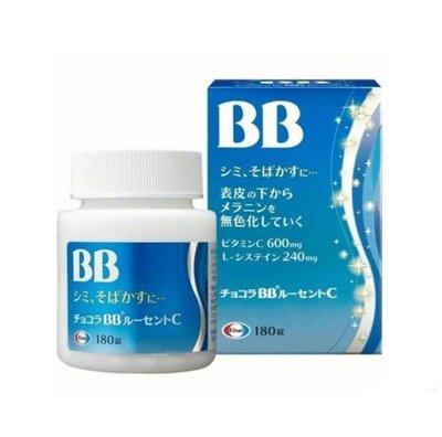 日本原裝Chocola BB Lucent C 180入 俏正美 藍色 日本代購