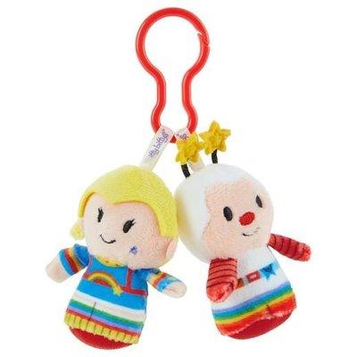 預購 美國 Hallmark 可愛經典卡通彩虹仙子 包包掛飾 鑰匙圈 娃娃 吊飾 掛飾 絨毛娃娃
