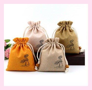 【螢螢傢飾】綜合下標區 。束口袋,帆布袋,棉麻布袋, 拉繩袋 收納袋, 手工皂包裝袋,香包袋 12x14