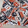 *樂芙領巾*航空標籤款(黑), 嬰兒/ 兒童三角...