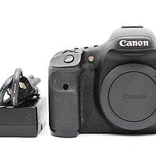 【台南橙市3C】CANON EOS 7D 單機身 二手單眼 APS-C 快門40750 二手相機  #49695