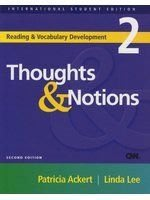 老殘二手書 Thoughts and Notions 1413004466 Linda Lee 五成新
