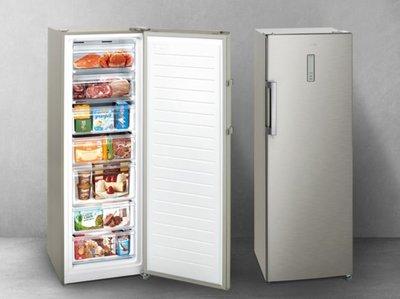 *可議價*Panasonic 國際牌 242公升直立式冷凍櫃 NR-FZ250A-S