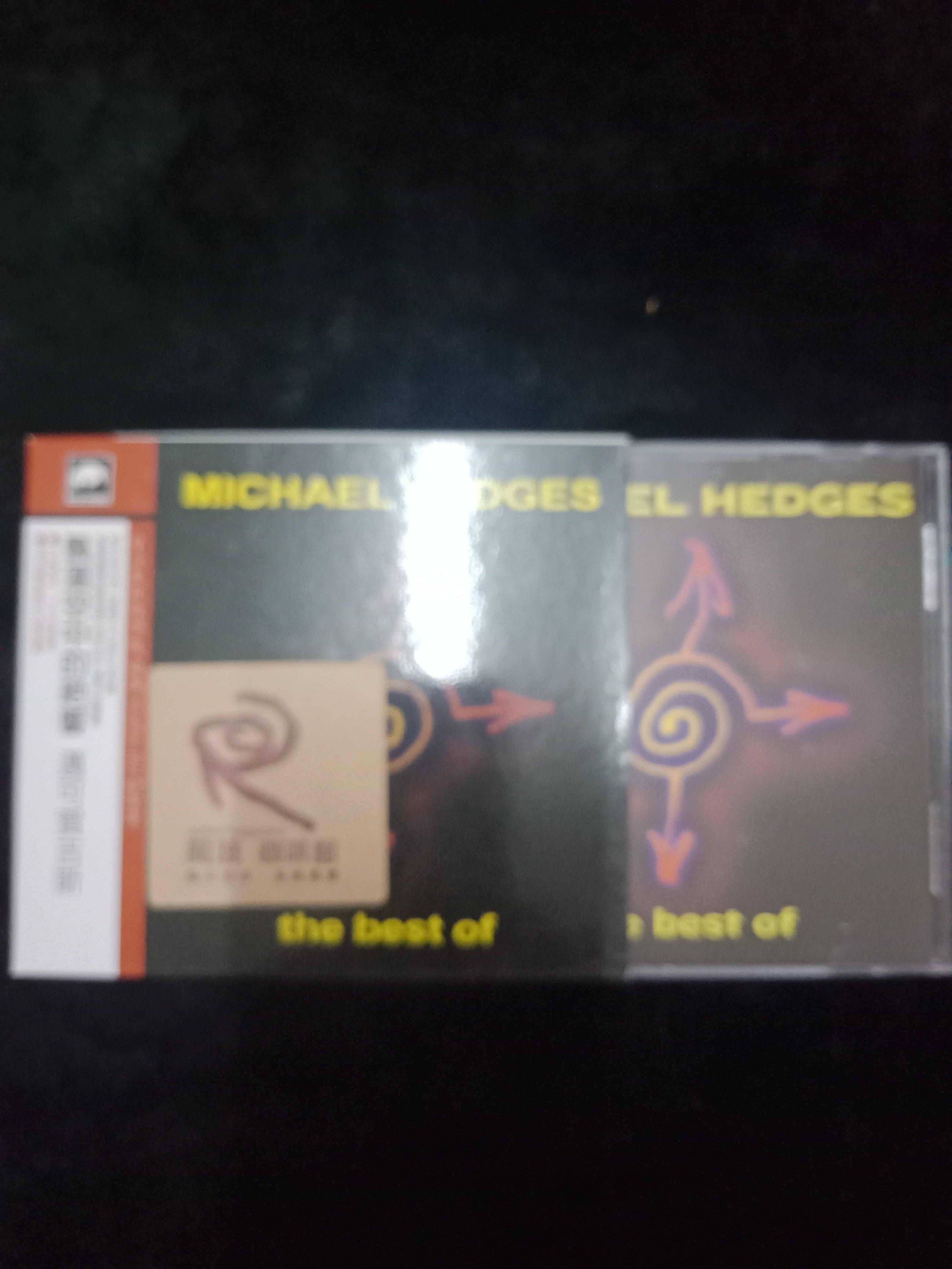 美國指彈吉他大師 邁可賀吉斯 Michael Hedges - 飄盪空中的絕響 - 301元起標