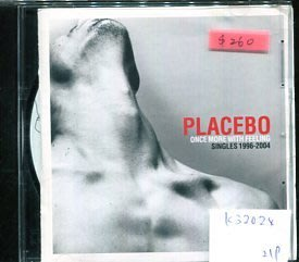 *真音樂* PLACEBO / ONCE MORE WITH FEELING 二手 K32024