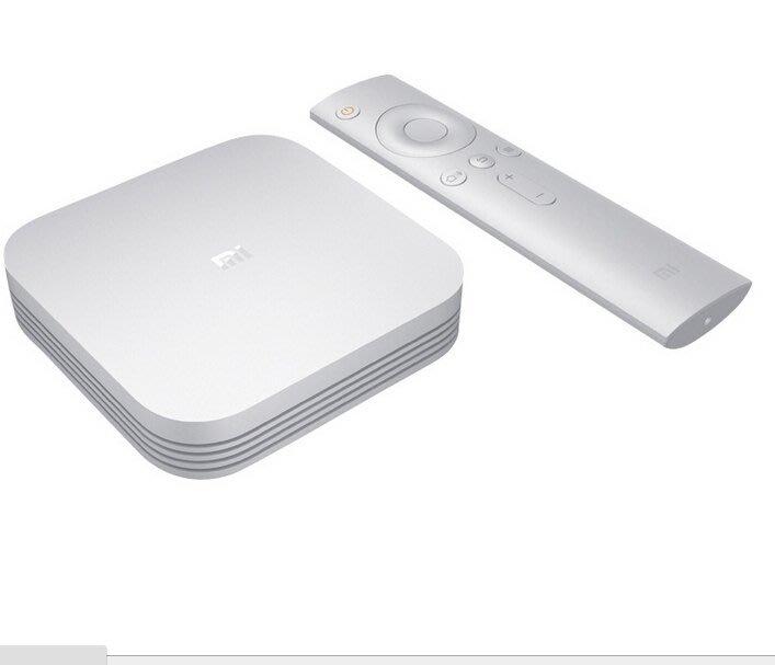 原廠正品Xiaomi/小米 小米盒子3 增強版 4K高清網路電視機頂盒播放器 WIFI