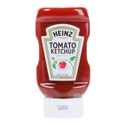 ~* 品味人生*~HEINZ 亨氏蕃茄醬397公克 倒瓶