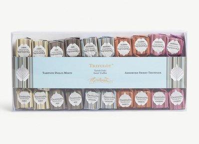(預購)英國 Tartuflanghe sweet truffles 綜合松露點心巧克力禮盒 140g