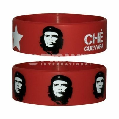 英國進口手環 12. CHE GUEVARA - FACE REPEAT 13 amp MARSHALL - LOGO REPEAT 全新