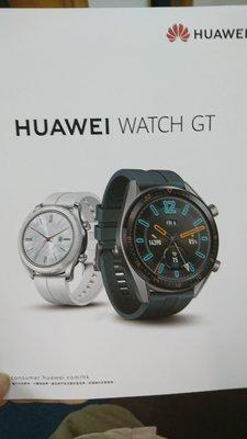 熱賣點  全新 華為 huawei watch  gt  active 運動 黑/ 雅緻 白 智能手錶