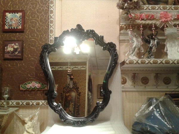 居家藝術   立體PU浮雕鏡框/浮雕框 標價 含鏡片【未含運送費】神秘 黑色@$ 6480
