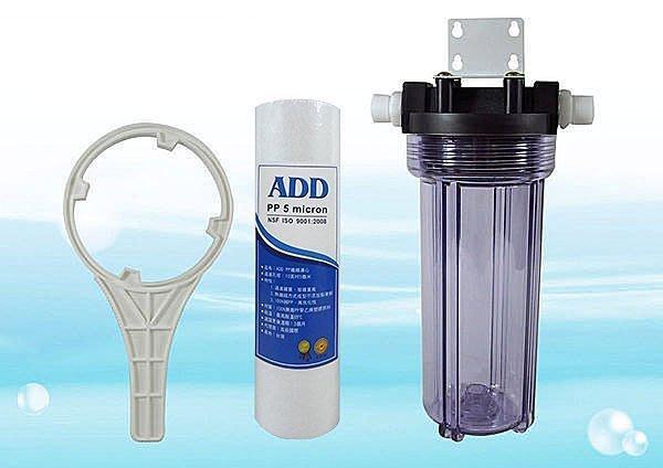 【水易購淨水網】洗衣機過濾器(洩壓鈕型)