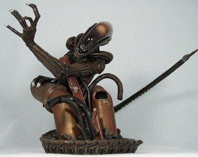 金錢貓雜貨 全新 Palisades Toys 限定版 Alien 3 Dog Alien 異形3 異形狗 半胸像