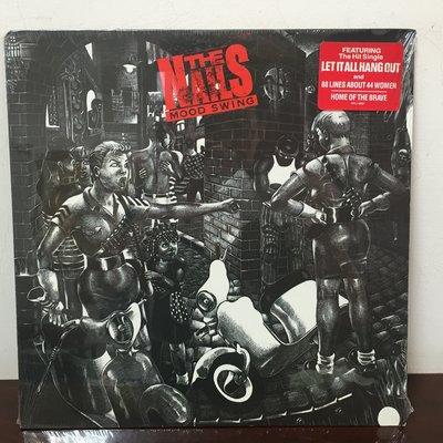 晨雨黑膠【西洋】全新未拆~AMG : 4.5 星~美版/The Nails – Mood Swing