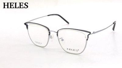 【本閣】HELES 6673 韓國光學眼鏡大框方框 titanium IP電鍍超輕 lindberg markust