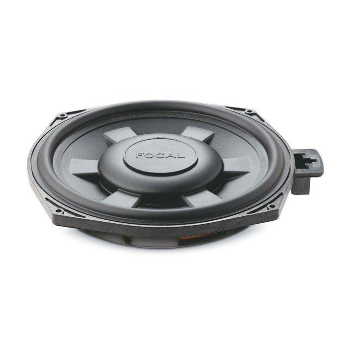 嘉義三益 法國 FOCAL IFBMW-SUB.V2 8吋BMW專用低音喇叭 法國原裝進口音寶公司貨