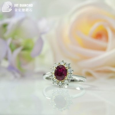 【JHT 金宏總珠寶/GIA鑽石專賣】...