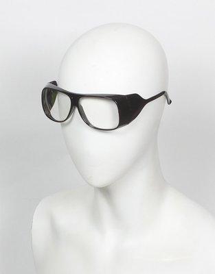【中港企業】防護系列  護目鏡  型號:205-黑平光/黑青/黑4灰