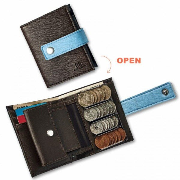 ☆Juicy☆日本雜誌附錄 URBAN RESEARCH UR 日幣 硬幣 銅板 錢包 皮夾 短夾 零錢包 2037