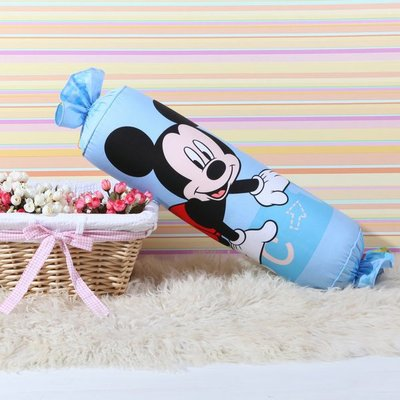 17款 迪士尼 糖果枕 卡通抱枕 全棉靠枕~ 米奇 Mickey  15~45CM
