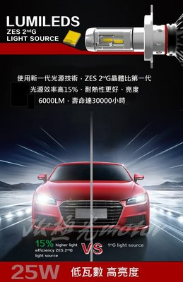 JK極光LED大燈 霧燈H4 H7 H11 9005 9006 Honda馬自達MITSUBISHI FORD鈴木 U6