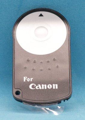 [開欣買]Canon 副廠 紅外線 搖控器 RC-6 無線快門 RC-5 快門線