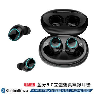 【現貨】 藍芽耳機  無線藍牙耳機  藍牙耳機 運動耳機 TWS ipipoo TP-18