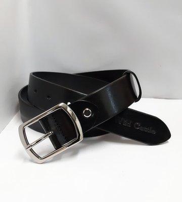 新掀貨牛仔服飾-W210-Wid Gattle真皮皮帶(100%義大利純牛皮)
