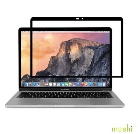 【貝殼】Moshi iVisor AG for MacBook Pro 15 ( 2018-2016) 防眩光螢幕保護貼