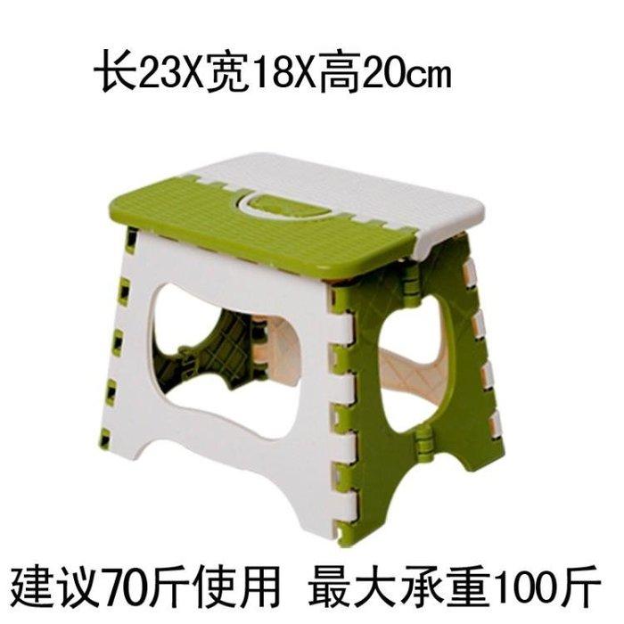 現貨/加厚塑料折疊凳便攜折疊椅子火車小凳子 成人家用馬扎迷你小板凳112SP5RL/ 最低促銷價