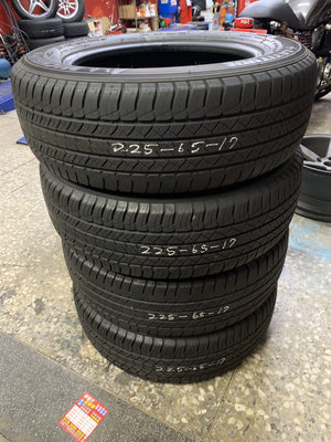 中古胎 MICHELIN 米其林 LATITUDE TOUR HP 225/65/17 LX2