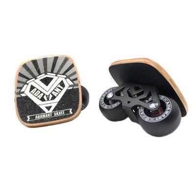 特價2件免運 鉆石漂移板ADAMANT SKATE閃靈成人初學者高端專業分體單腳滑板