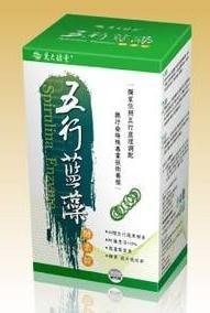 五行藍藻酵素錠