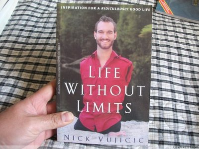 力克。胡哲Life Without Limits 人生不設限 被祝福的生命