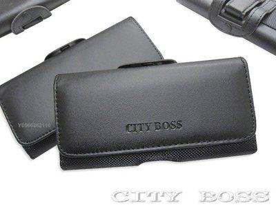City Boss 腰掛式皮套 HTC One X10 手機皮套 腰掛皮套 CB64