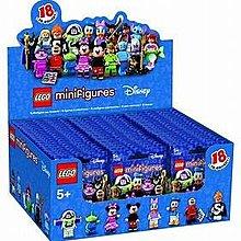 全新未開盒  LEGO 71012 Minifigures Disney Series 一盒 60包(連外箱)