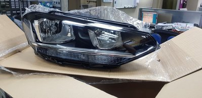 VW 2014年~2018年 TOURAN 5TB系列大燈總成 原廠代工 歐洲產