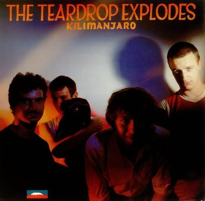 ##80 全新CD  The Teardrop Explodes - Kilimanjaro