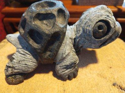 黑膽石 平安龜11*7*7.5cm