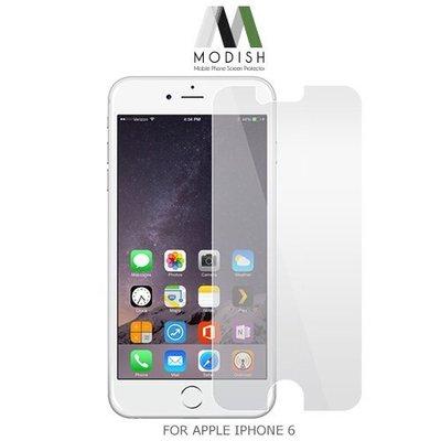 MODISH Apple iPhone 6 Plus AG 霧面鋼化玻璃貼