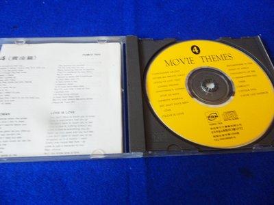 【金玉閣B-9】CD~MOVIE THEMES 4