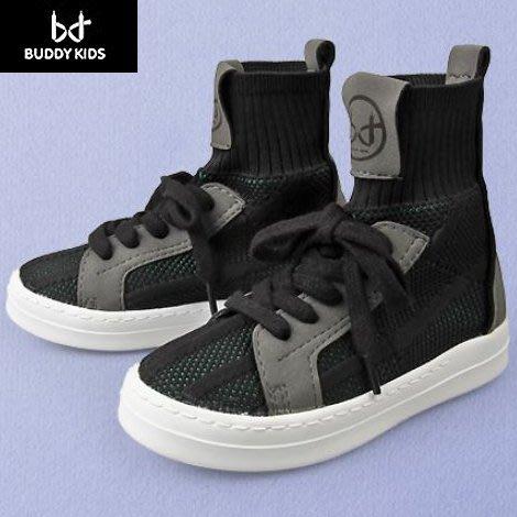 『※妳好,可愛※』妳好可愛韓國童鞋 Buddy~正韓 韓國經典襪鞋 韓國襪鞋 便鞋 平底鞋 休閒鞋 童鞋