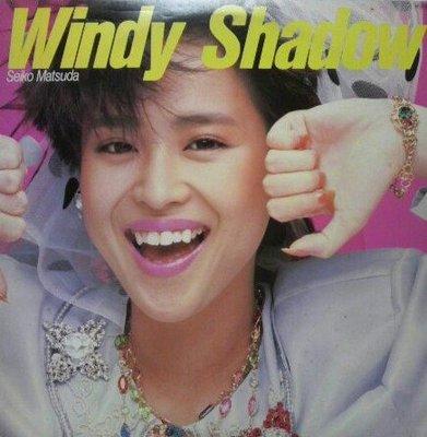 全新品 --- 松田聖子 Seiko Matsuda --- Windy Shadow
