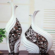 《宇煌》電視櫃擺件陶瓷工藝品擺設客廳玄關房間酒櫃裝飾品擺件創意家居
