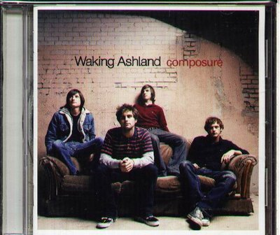 K - Waking Ashland - Composure - 日版 +2BONUS