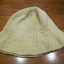 二手商品--編織保暖帽