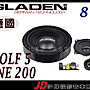 【JD 新北 桃園】德國 GLADEN ONE LINE 200...