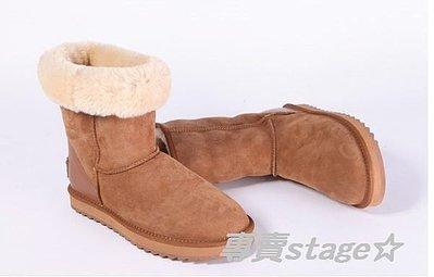 小豬 羅志祥 STAGE Reflexed snow boots 黑色36/38 雪靴 全新真品 推薦款