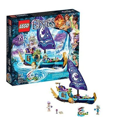 LEGO Elves Naida's Epic Adventure Ship 樂高 #41073
