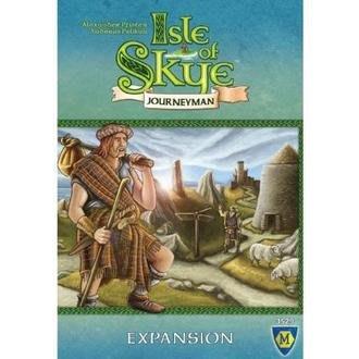 大安殿實體店面 板塊套免費送 斯凱島:旅人擴充 Isle of Skye: Journeyman 正版外文益智桌上遊戲